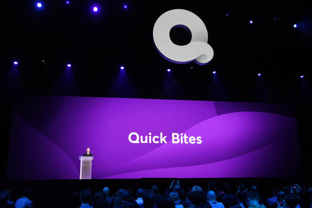 Quibi Headlines CES With Meg Whitman And Jeffrey Katzenberg