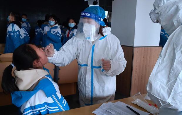 Coronavirus disease (COVID-19) outbreak in Xingtai