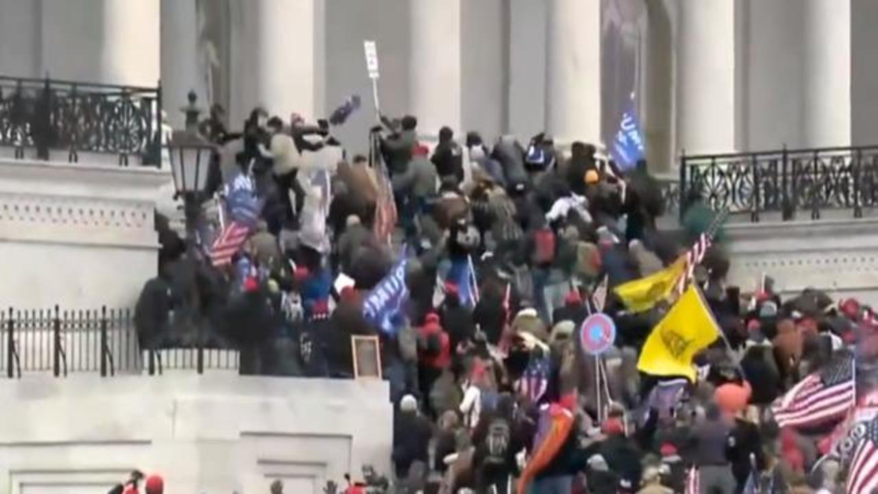 Capitol breach raises security concerns ...