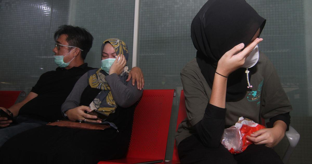 Plane carrying 62 people goes missing after takeoff from Jakarta