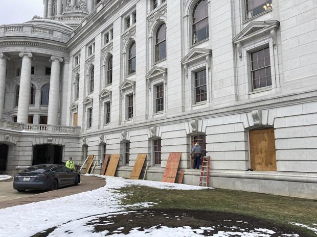 Capitol Breach Wisconsin