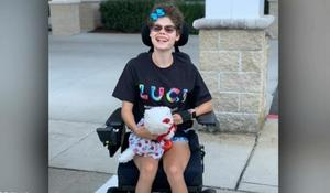 Family develops safer electric wheelchair