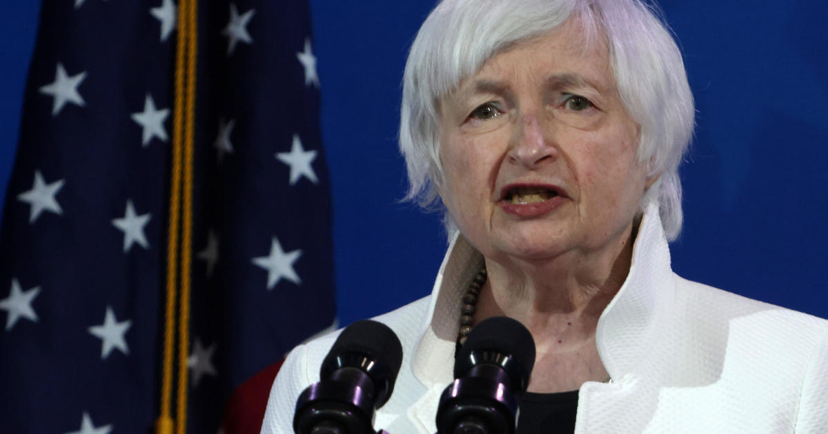 Treasury Secretary nominee Janet Yellen calls for