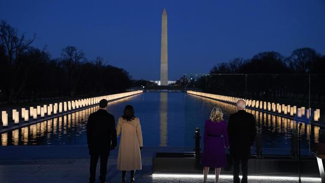 Biden Inauguration Memorial