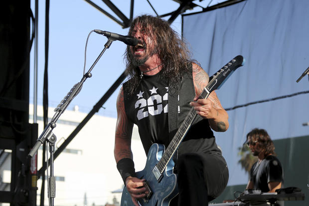 Dave Grohl,Foo Fighters