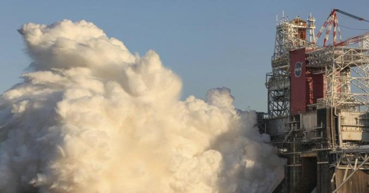 NASA blames moon rocket engine shutdown on hydraulic system software