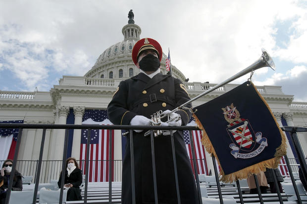 Member of the U.S. Army Band