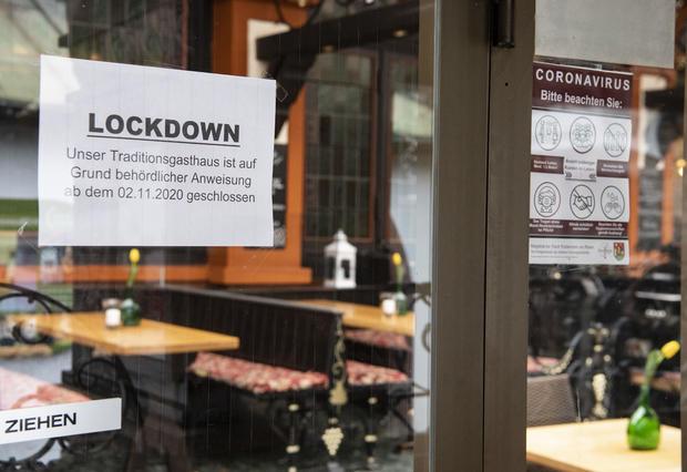 Coronavirus - Lockdown in the tourism hotspot Rüdesheim