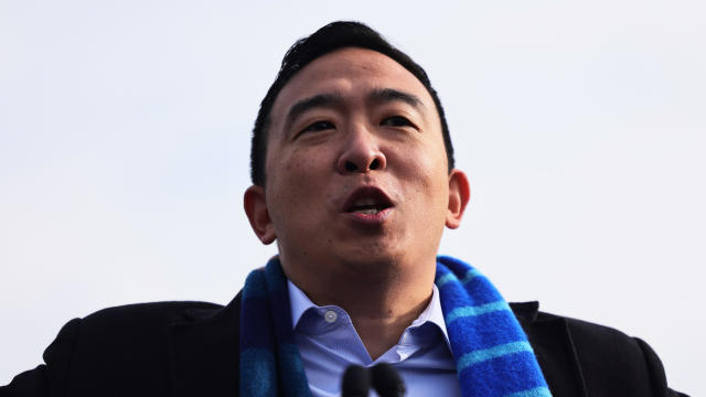Andrew Yang Announces His New York City Mayoral Run