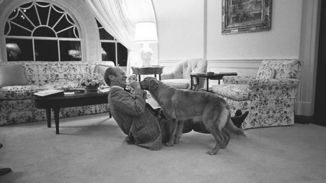 At Home In The White House