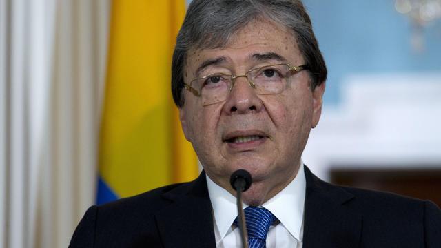 Colombia Obit Holmes Trujillo