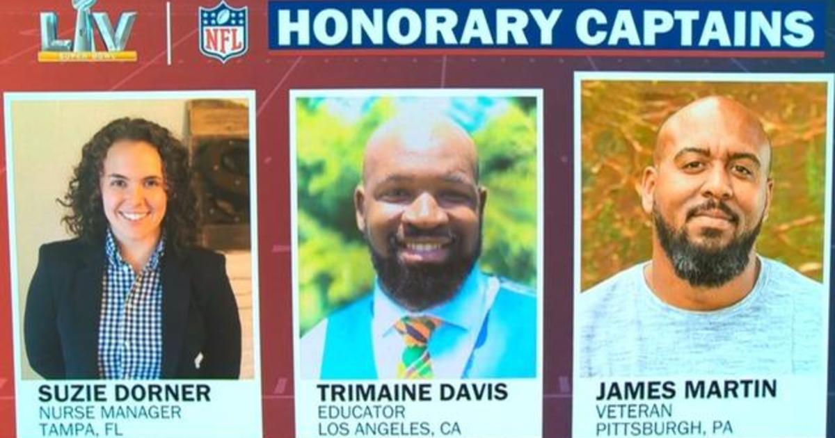 Super Bowl captains: NFL honors community leaders amid pandemic