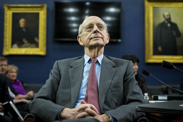 Supreme Court Associate Justices Kennedy And Breyer Testify On Court Budget