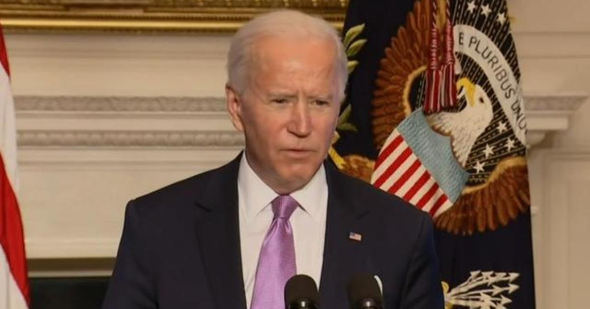 Biden administration plan could ensure most of U.S. gets vaccinated
