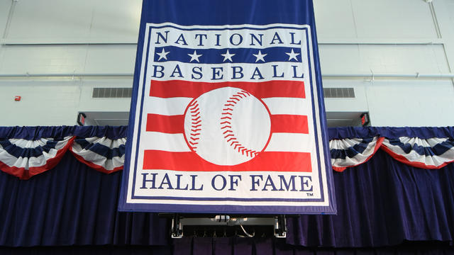 Baseball Hall of Fame logo
