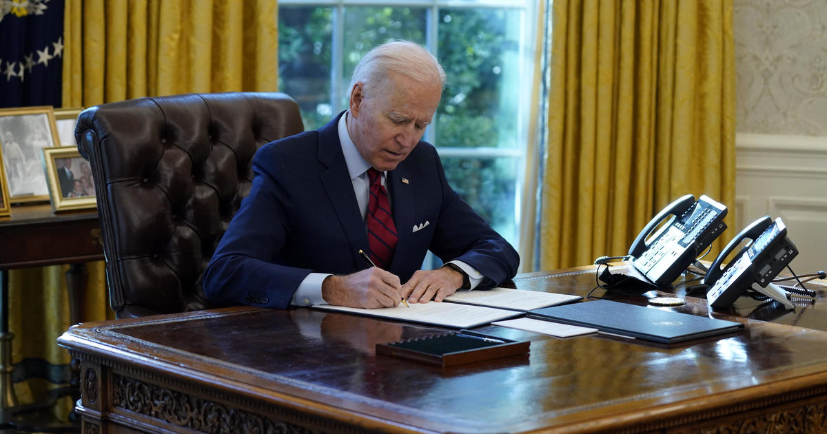 Biden signs executive actions on abortion policy, health care access