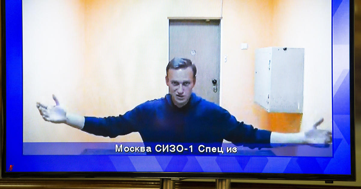 Navalny vows from jail cell that Russia's opposition will fight on