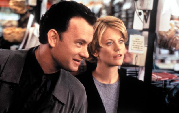 """Available Feb. 1 on Hulu: """"You've Got Mail"""""""