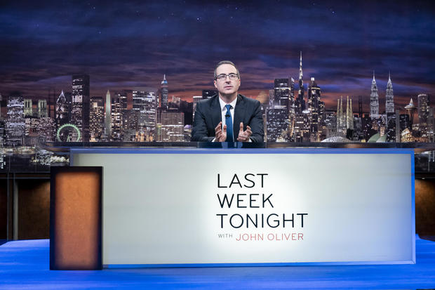 """Available Feb. 14 on HBO Max: """"Last Week Tonight With John Oliver"""" Season 8 Premiere"""