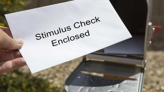 Stimulus Check in the Mail