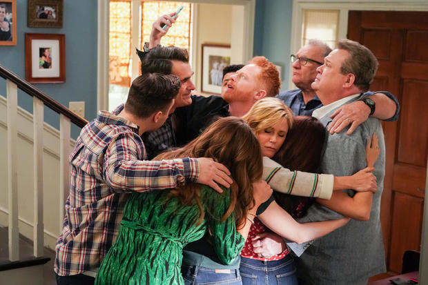 """Available Feb. 3 on Hulu and Peacock: """"Modern Family"""" Complete Series"""