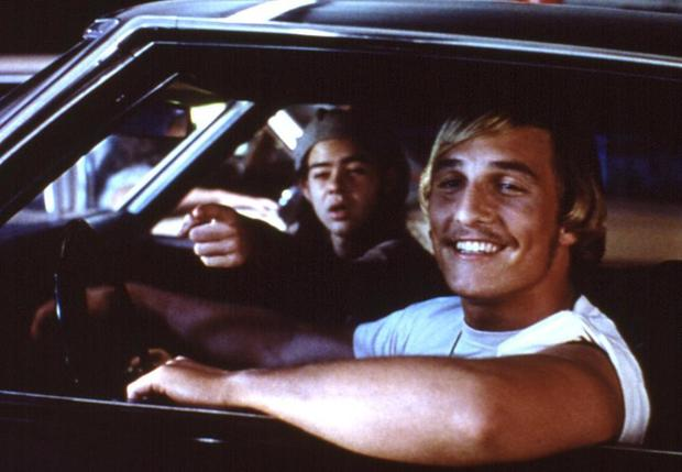 """Available Feb. 1 on Amazon Prime: """"Dazed And Confused"""""""