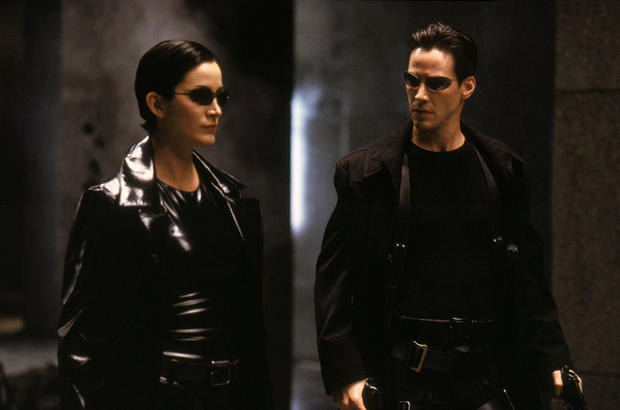 """Available Feb. 1 on HBO Max: """"The Matrix"""""""