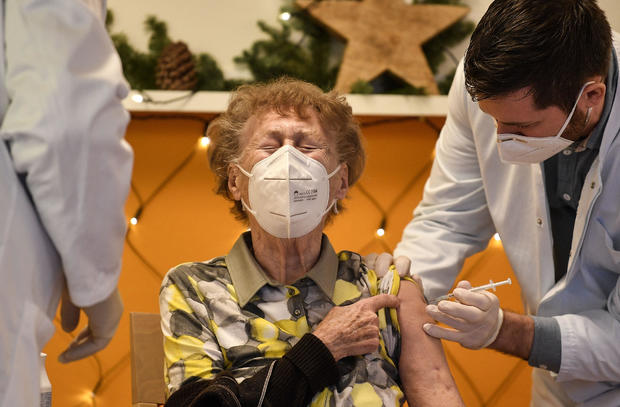 Virus Outbreak Germany Vaccine Frustration