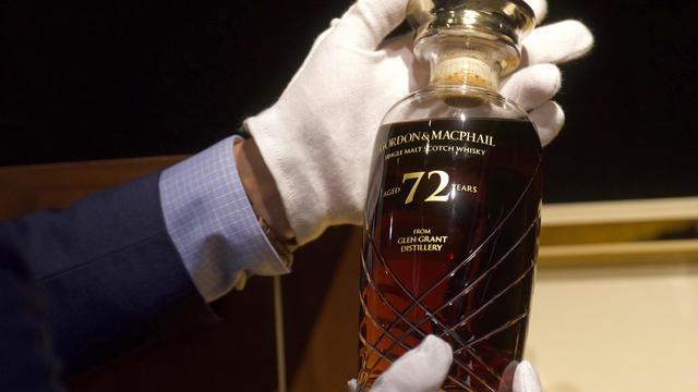 Hong Kong Rare Whisky