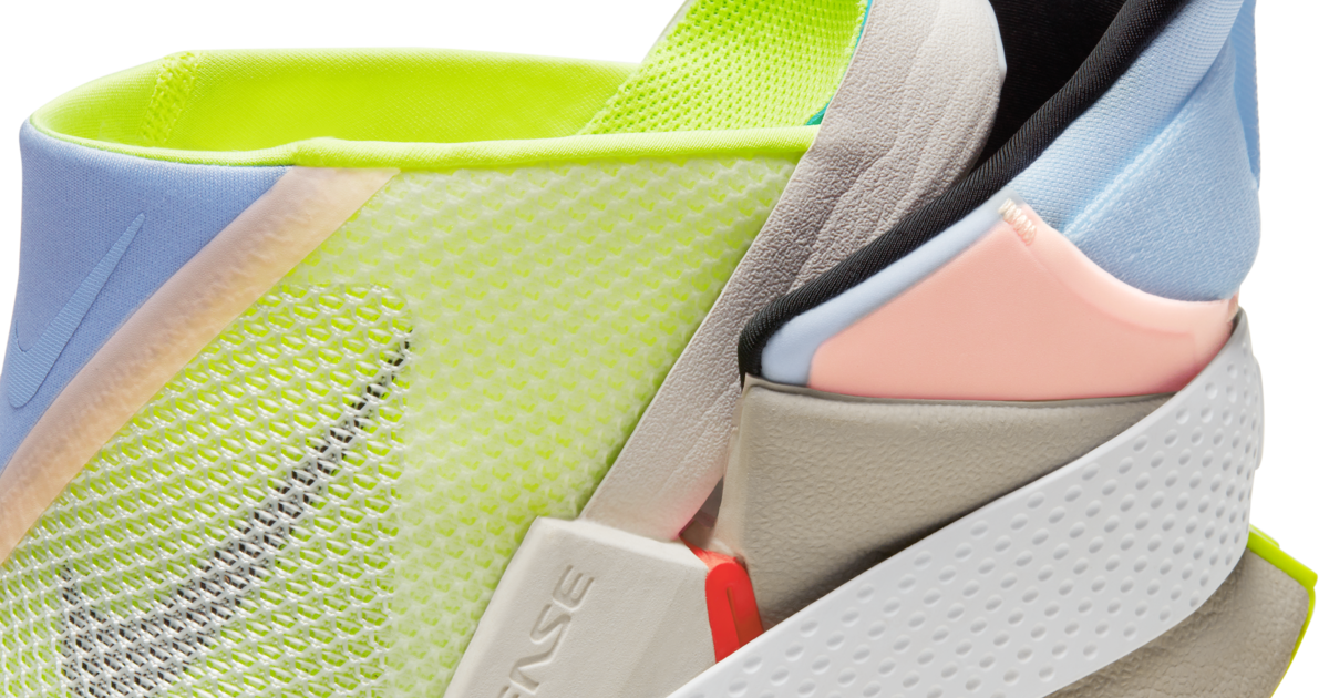 hacha Distante Cumbre  Nike's new sneaker innovation? No hands required - Times News Express