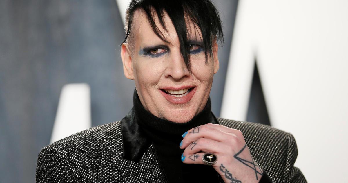 Marilyn Manson denies abuse allegations by Evan Rachel Wood