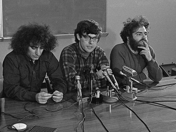 Hoffman, Davis, & Rubin Give A Press Conference