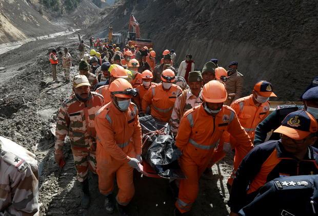 Rescue operation in Tapovan