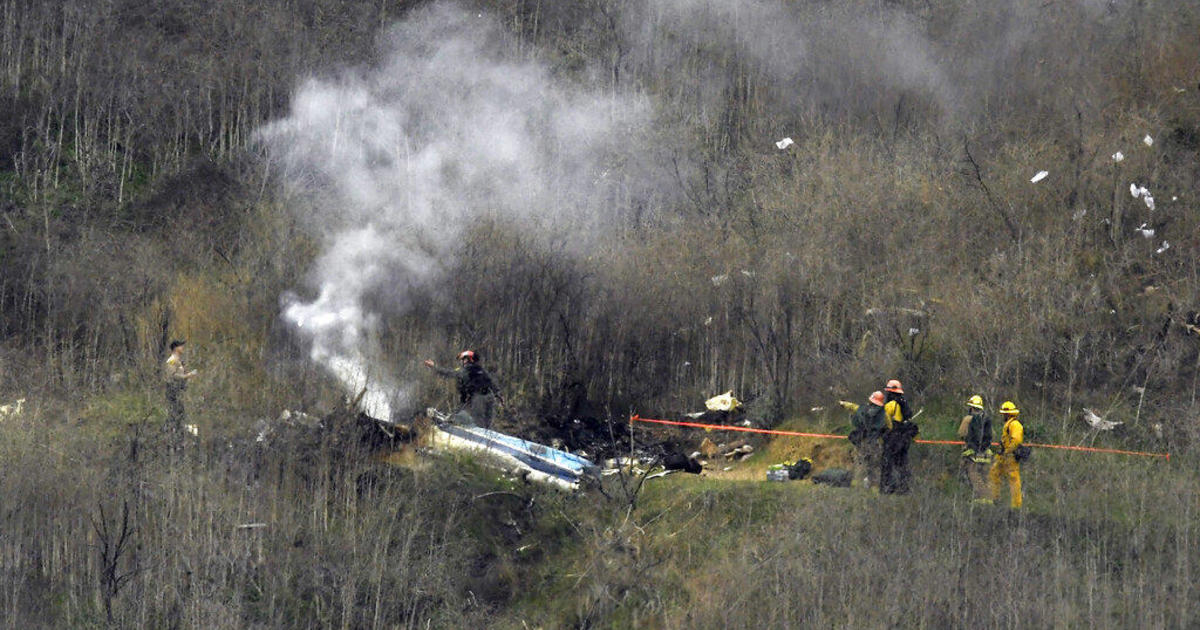 Pilot in Kobe Bryant crash was disoriented in clouds, officials say - CBS News