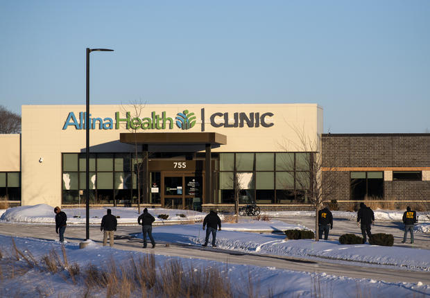 Multiple People Injured After Shooting At Minnesota Health Clinic