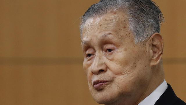 Tokyo 2020 President Mori Apologises For Sexist Remarks