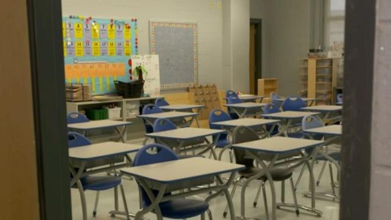 Biden Administration Releases School Reopening Guidance With Color Coded Zones Cbs News