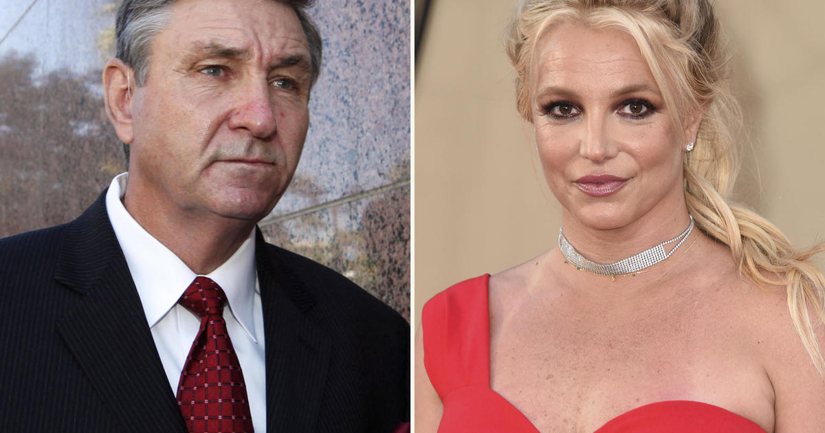 Britney Spears files to remove her father as conservator