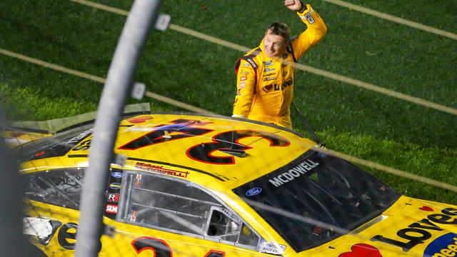 AUTO: FEB 14 NASCAR Cup Series - DAYTONA 500