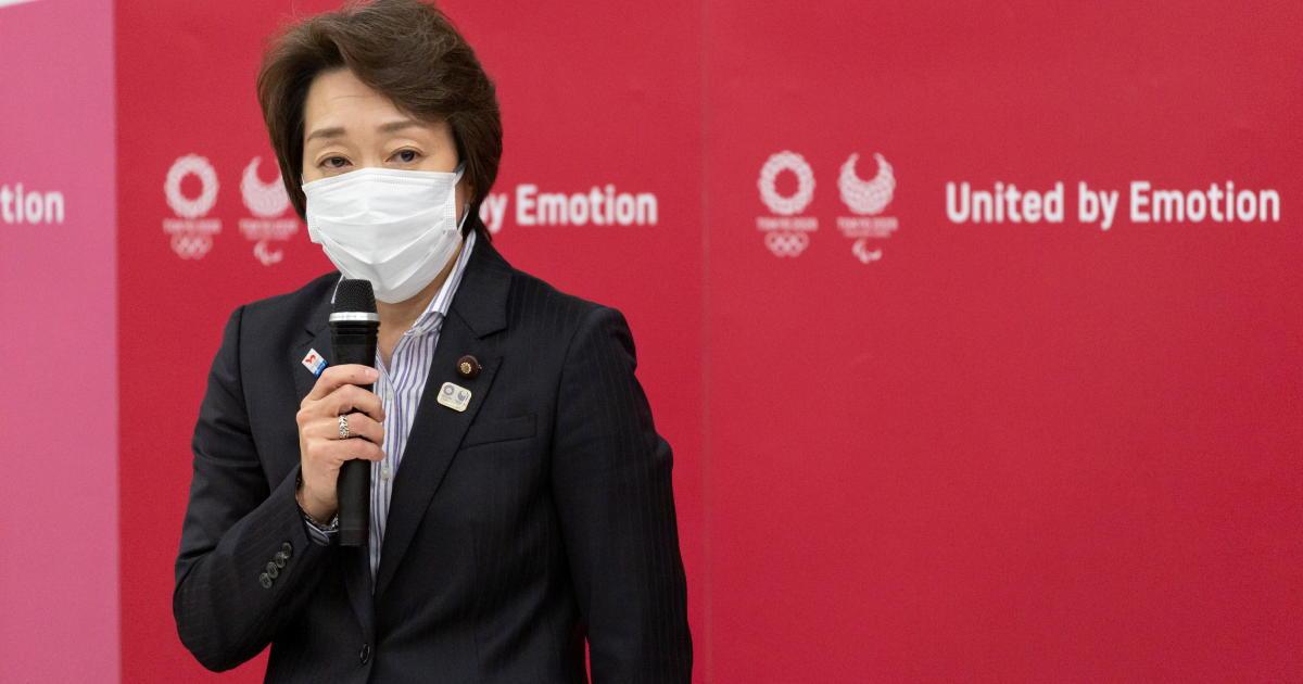Seiko Hashimoto named Tokyo Olympics after Yoshiro Mori resignation