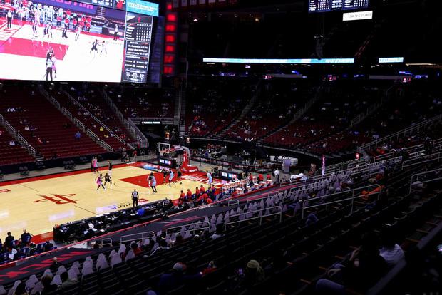 NBA Toyota Center
