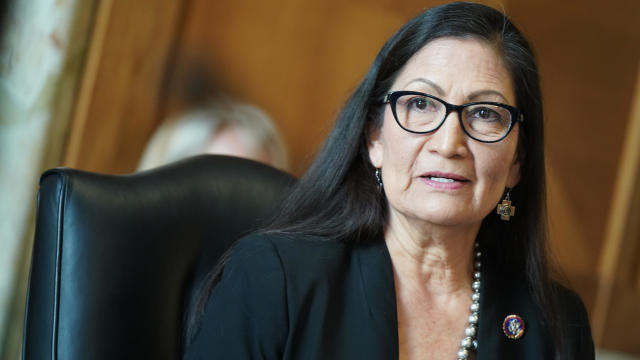 Senate Energy And Natural Resources Committee Examines Nomination Of Debra Haaland For Interior Secretary