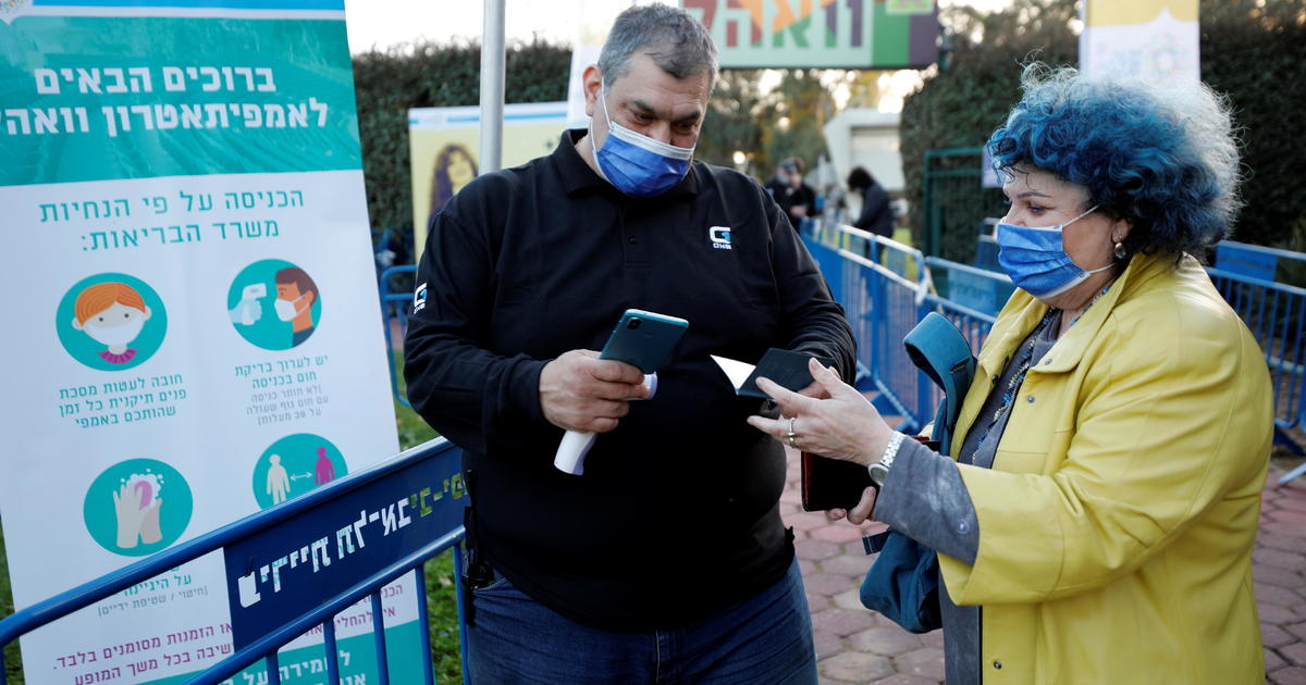 New law lets Israeli Health Ministry share personal info of citizens who decline COVID vaccine