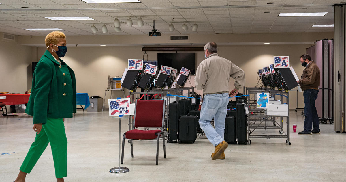 Proposals to restrict voting gain traction in Republican states thumbnail
