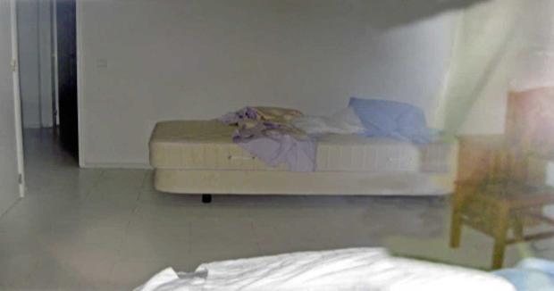 Madeleine McCann's bed