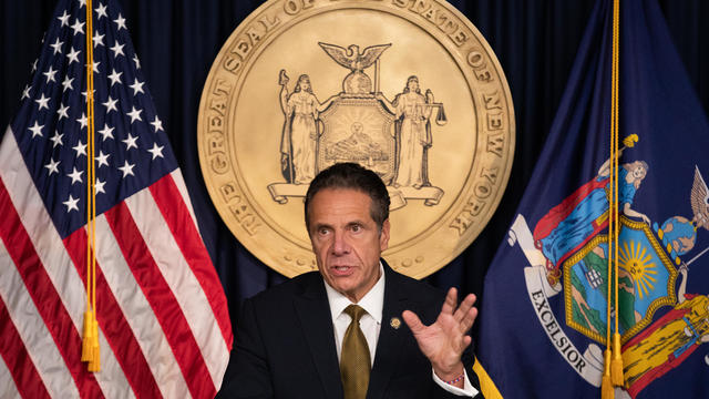 Governor Cuomo Holds Press Briefing