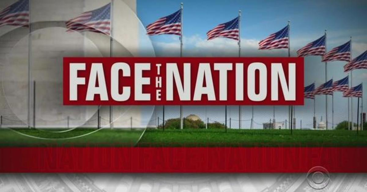 """Open: This is """"Face the Nation,"""" February 28"""