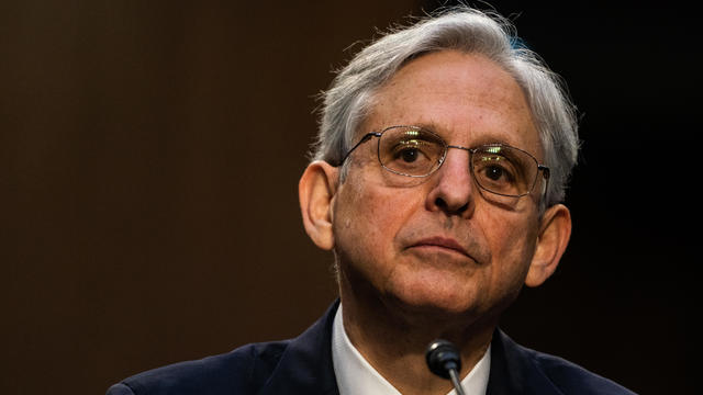 Senate Judiciary Committee Hears Testimony From Attorney General Nominee Merrick Garland