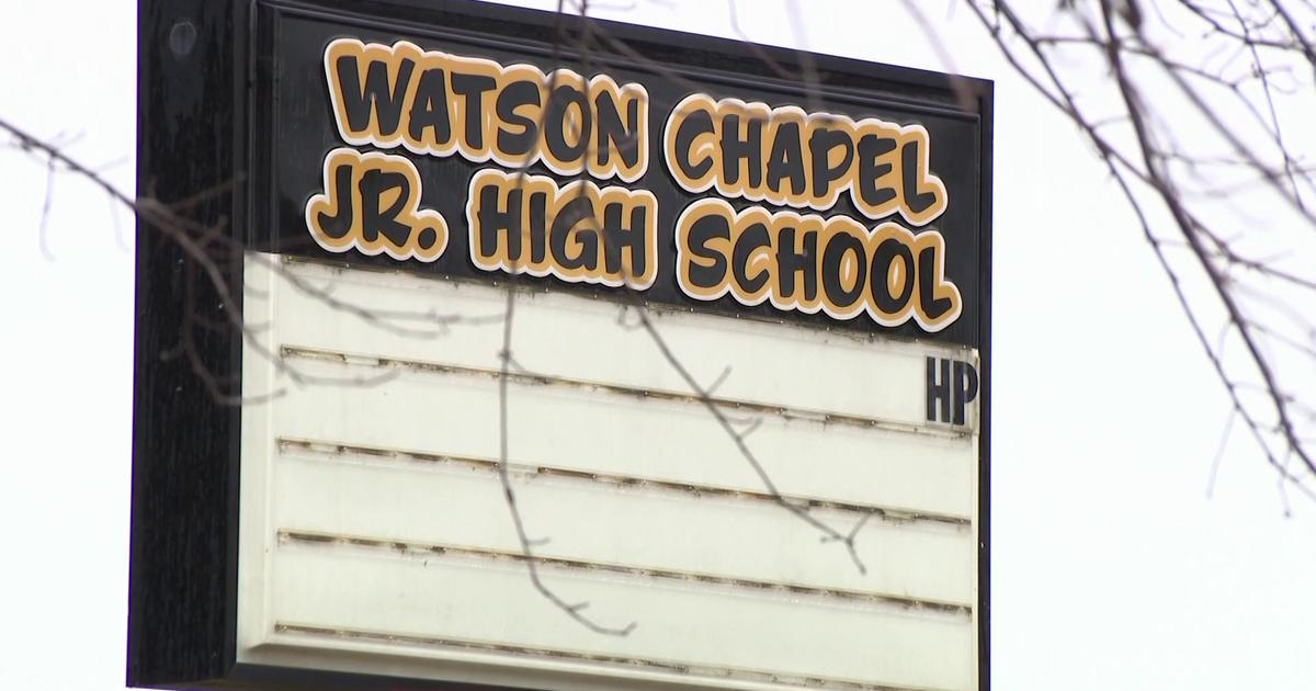 Teen dies after being shot by classmate at Arkansas school