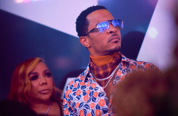 T.I. and his wife Tiny accused of drugging and assaulting women